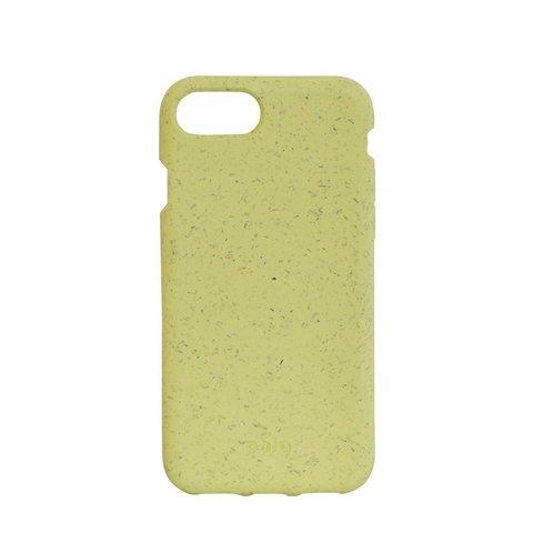 Чехол для телефона Pela iPhone 6/6s/7/8 желтый