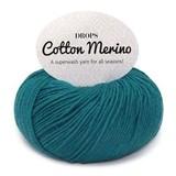 Пряжа Drops Cotton Merino 26 морской