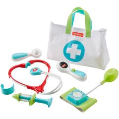 Fisher-Price Игровой набор Medical Kit, 7 предметов (DVH14)