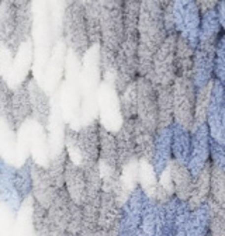 Пряжа Puffy Color (Alize) 6075 фото