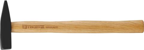 WHH200 Молоток слесарный с деревянной рукояткой, 200 гр.
