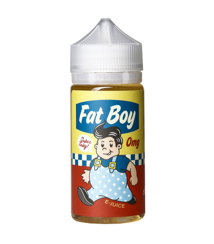 Fat Boy Жидкость Hazelnut Honey Cookie, 100 мл