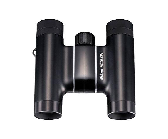 Миниатюрный Nikon Aculon в стальном корпусе
