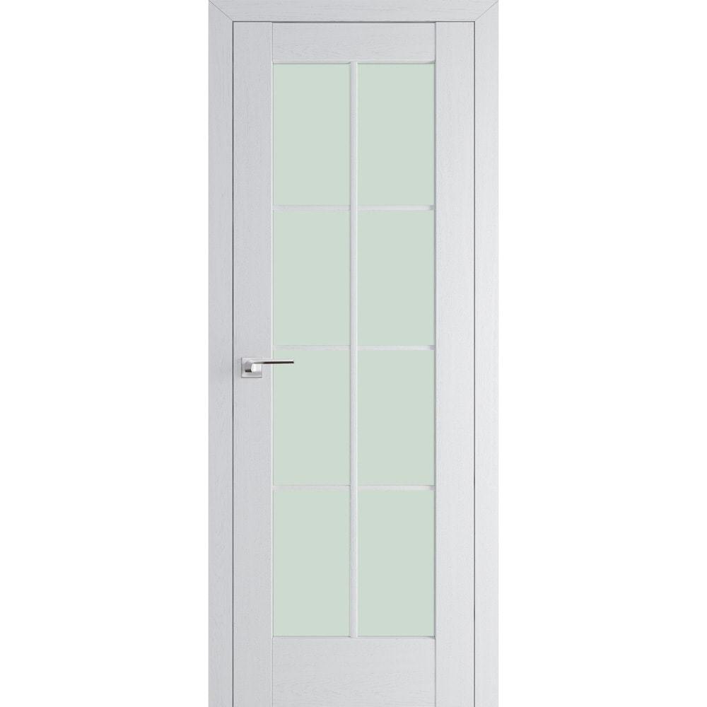 Двери экошпон Межкомнатная дверь экошпон Profil Doors 101X пекан белый остеклённая 101X-pekan-beliy-min.jpg