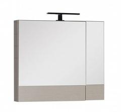 Зеркало-шкаф Aquanet Нота 75 дуб светлый