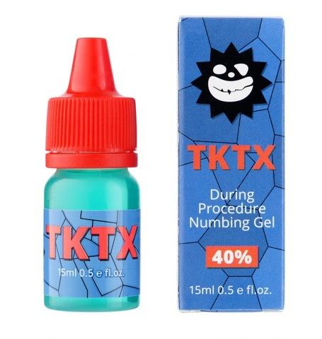 Охлаждающий гель TKTX, 15 мл