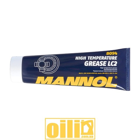 Mannol 8094 LC-2 HIGH TEMPERATURE GREASE 230г