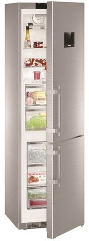 Двухкамерный холодильник Liebherr CBNes 4898