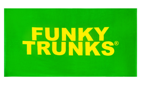 FUNKY TRUNKS Still Brasil Полотенце