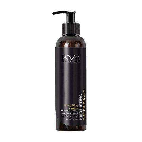 Curl & Styling Hair - cредство для восстановления вьющихся волос LUXORY KV-1