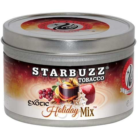 Starbuzz Holiday Mix
