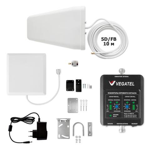 Vegatel VT-900E/3G-kit (дом, LED) комплект