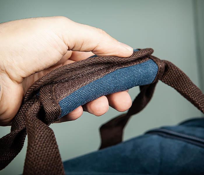 BAG502-3 Дорожная сумка для ручной клади средних размеров фото 15