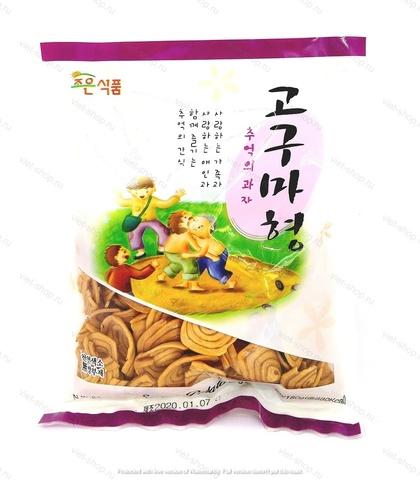 Корейский хворост с карамелью, 180 гр.