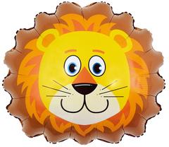 К Мини-фигура с клапаном, Голова Льва, 16''/41 см, 5 шт.