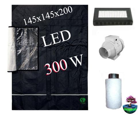 Гроутент HomeLab HL145 LED (ЭКОНОМ) 300W