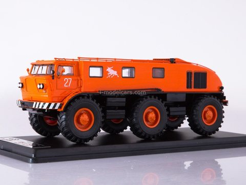 ZIL-E167 All-terrain vehicle 1:43 Start Scale Models (SSM)