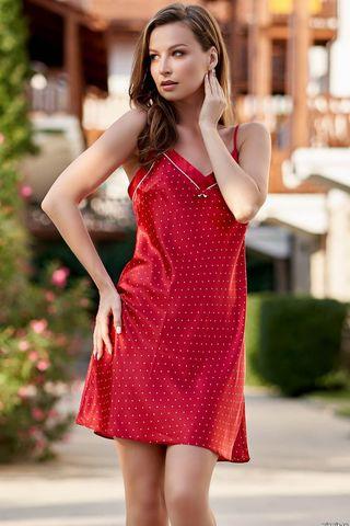 Сорочка Dorothy 8700 красный Mia-Amore
