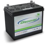 Тяговый аккумулятор Discover EV34-A-A ( 12V 65Ah / 12В 65Ач ) - фотография