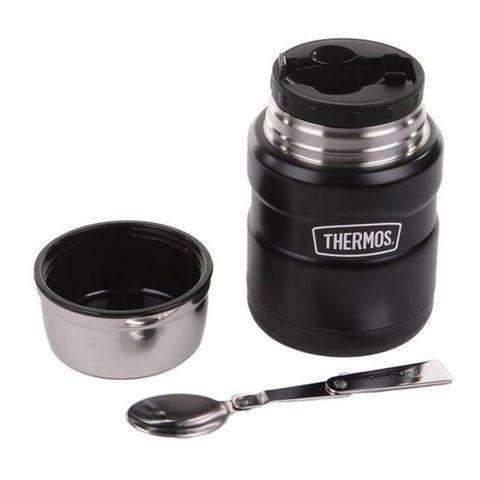 Термос Thermos SK3000 BK King Stainless (T918109) 0.47л. черный