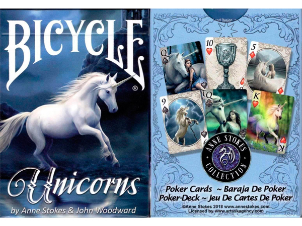 Anne Stokes Unicorns