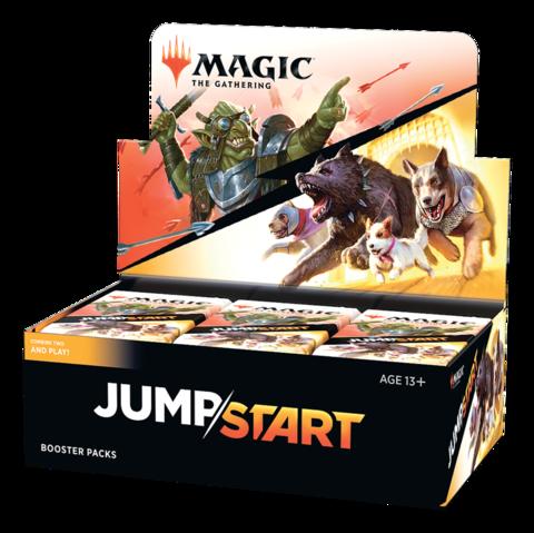 Jumpstart - дисплей бустеров (английский)