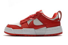 Nike Dunk Low Disrupt 'Red/White'