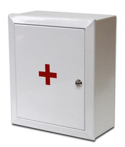 Аптечка произв. металлический шкаф