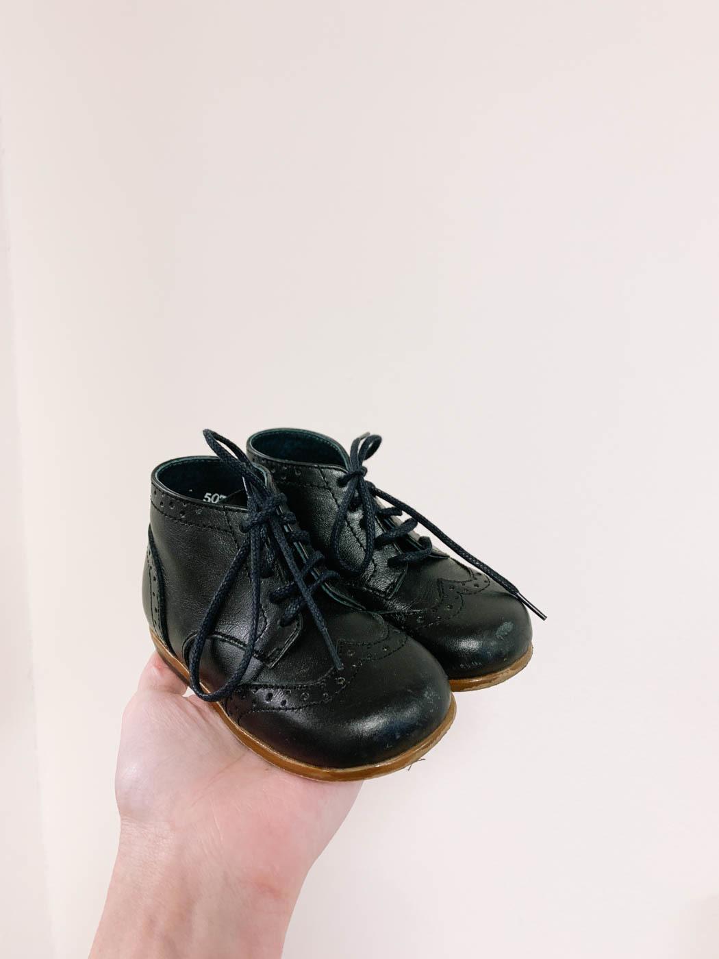 Ботинки Bonpoint