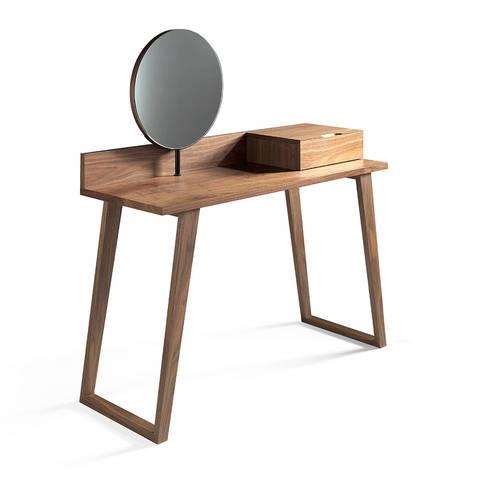Туалетный столик с зеркалом CP1702-DK