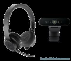 LOGITECH Pro Personal Video Collaboration Kit (991-000309)