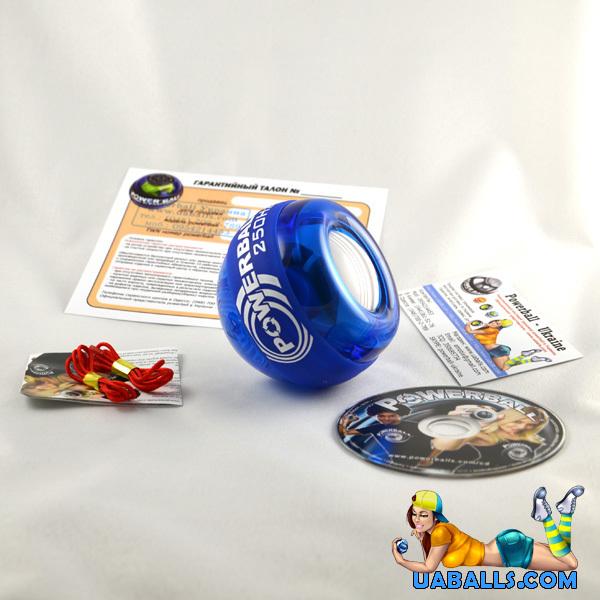 комплектация powerball pro blue