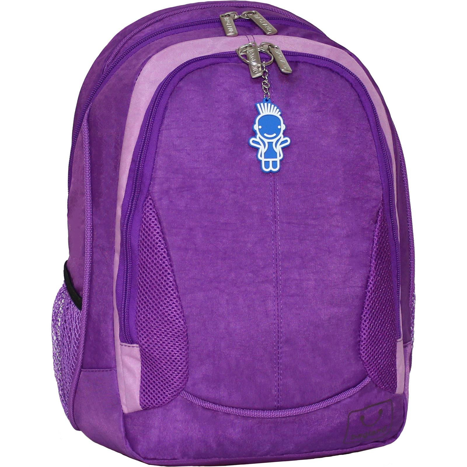 Школьные рюкзаки Рюкзак Bagland Странник 17 л. 339 фиолетовый/бузковый (0058470) IMG_4168.JPG
