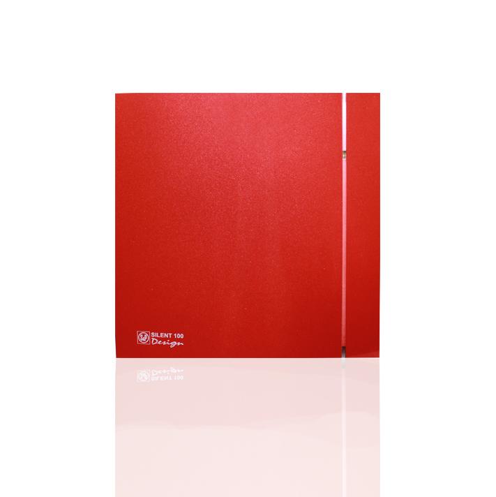 Silent Design series Накладной вентилятор Soler & Palau SILENT 200 CHZ DESIGN-3С RED (датчик влажности) 005ред.jpeg