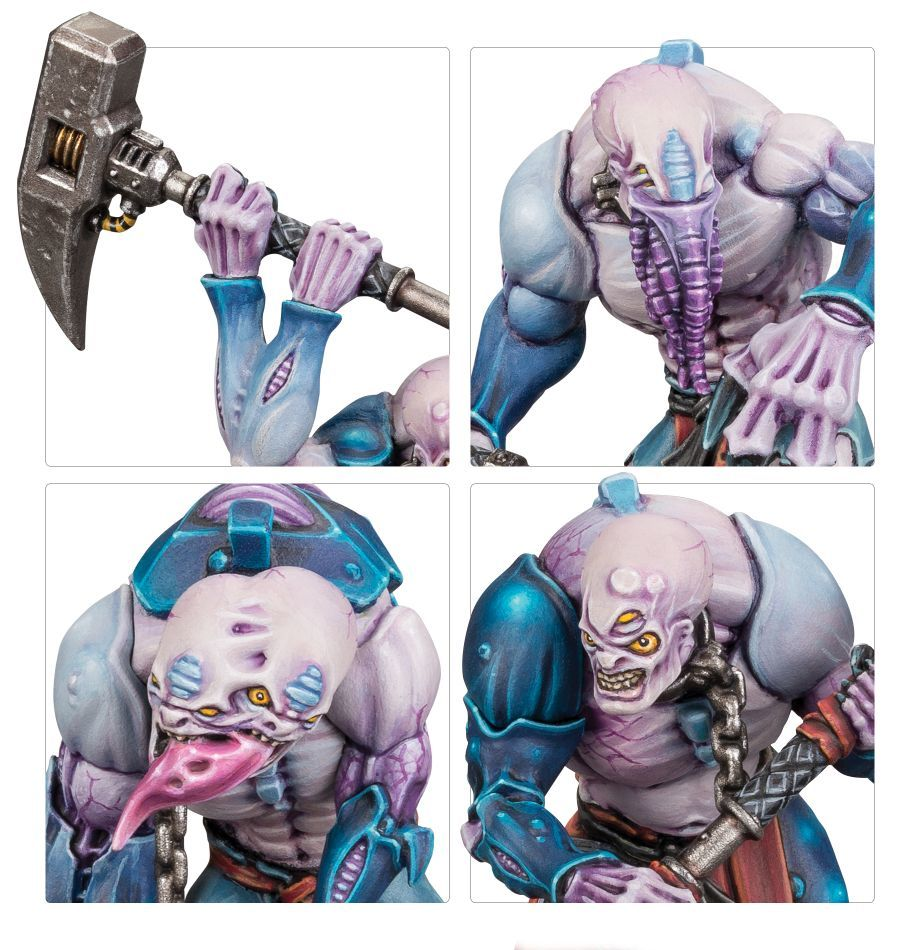 Genestealer Cults Aberrants. Аберранты Генокульта