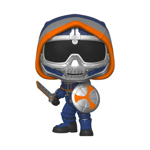 Фигурка Funko POP! Bobble: Marvel: Black Widow: Taskmaster w/shield 46684