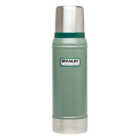 Термос Stanley Vacuum Bottle (0,75 литра), зеленый