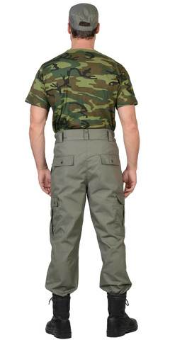 Костюм  Секьюрити куртка, брюки  олива
