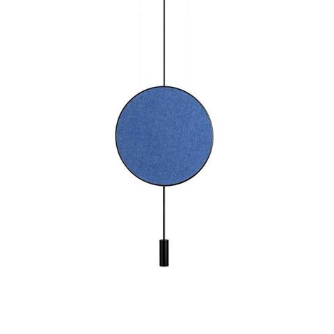 Подвесной светильник копия REVOLTA by Estiluz (синий)