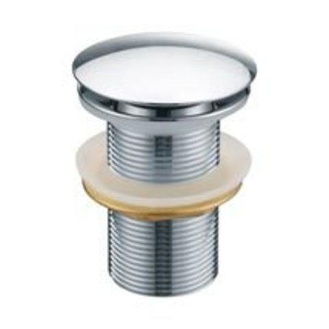 Донный клапан для раковины Kaiser 8038 без перелива, автомат