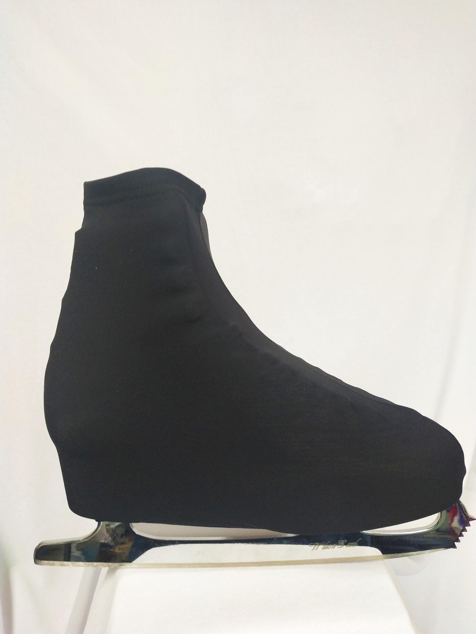 Чехлы на ботинки (чёрные)