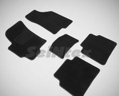 Ворсовые коврики LUX для HYUNDAI ELANTRA-IV