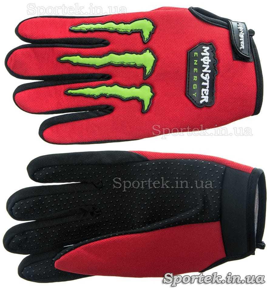 Перчатки для велосипедистов и мотоциклистов