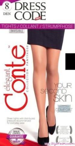 Dress Code 8 CONTE колготки