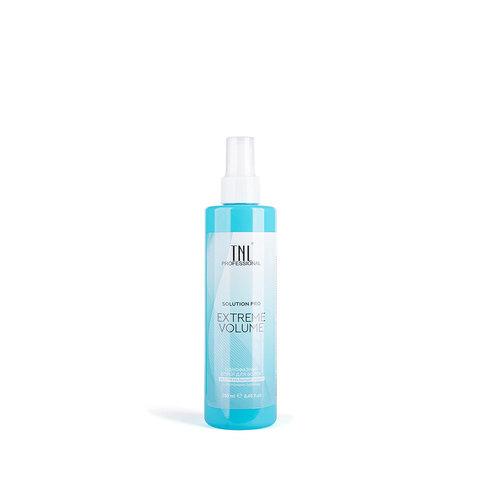 Однофазный спрей для волос TNL Solution Pro Extreme Volume для объема с протеинами пшеницы, 250 мл