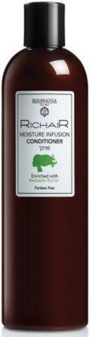 Кондиционер «Интенсивное увлажнение» с маслом авокадо, Richair Egomania,400 мл.