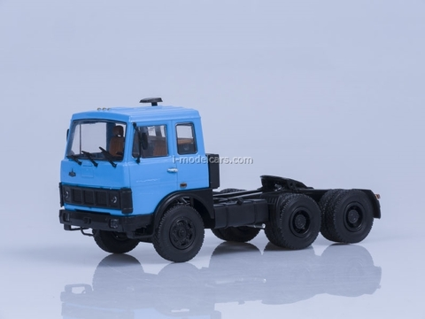 MAZ-6422 road tractor blue AutoHistory 1:43