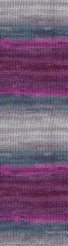 Пряжа Burcum batik (Alize) 3366 - фото