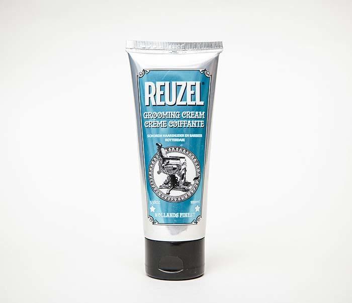 CARE164 Крем Reuzel Grooming Cream для укладки волос, легкий блеск (100 мл)