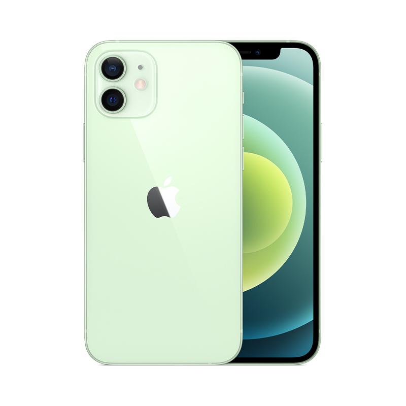 iPhone 12, 128 ГБ, зелёный